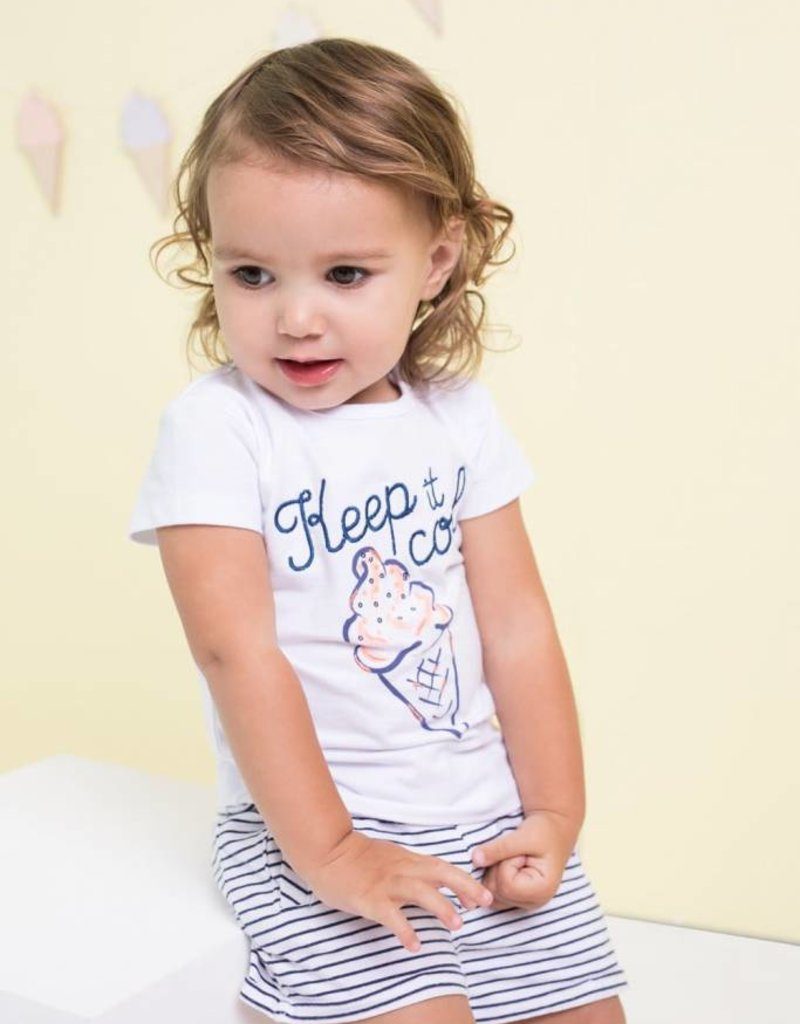 Feetje T-shirt k/m Keep it cool Easy