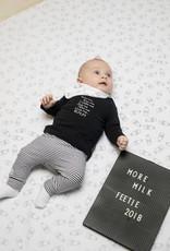 Feetje T-shirt l/m Hold me.. Milk