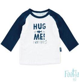 Feetje T-shirt l/m Hug me! Nice To Eat You