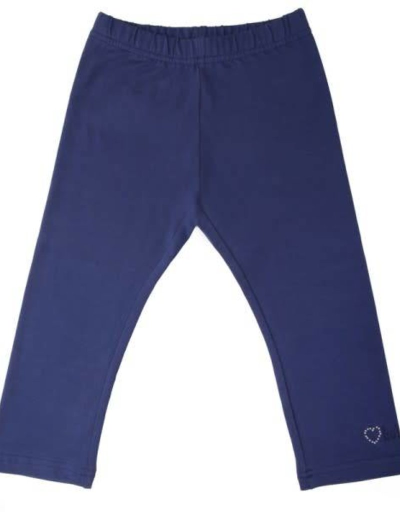 Lofff Legging 3/4 length Dark Blue