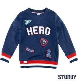 Sturdy Sweater Hero Gym