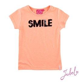 Jubel T-shirt k/m smile Easy