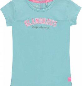 Quapi T-Shirt Karleen Aqua Sky