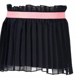 B. Nosy girls plisee skirt with elastic Blueberry