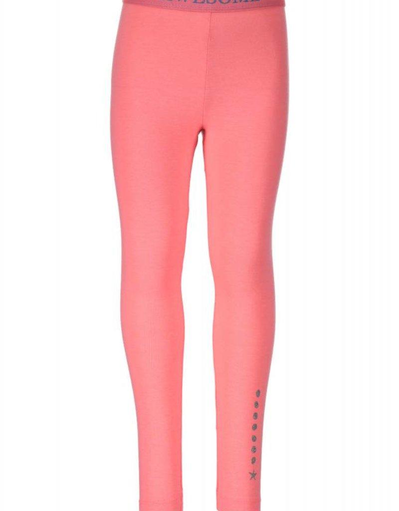 B. Nosy girls legging with fancy elastic, no side seam Tutti frutti