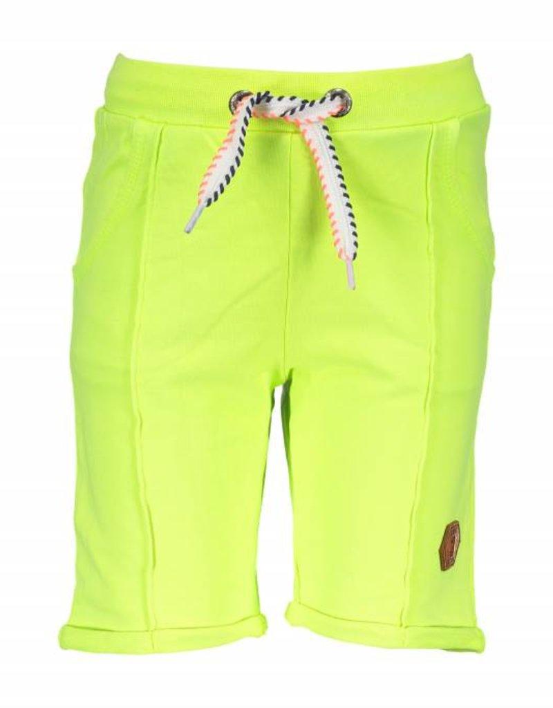 B. Nosy boys sweatshort garment dye Neon banana