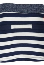 B. Nosy girls skirt double layer front Stripe blueberry/white
