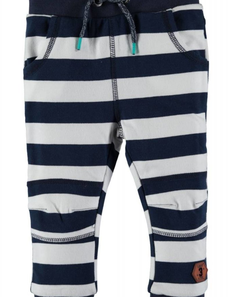 B. Nosy 2. Baby boys pant yd stripe and solid White