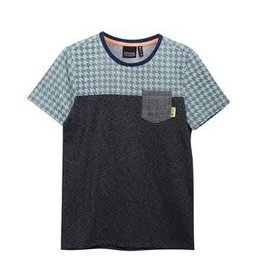 Jumping The Couch T-shirt blocks