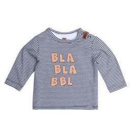Beebielove Long sleeve bla bla - boy