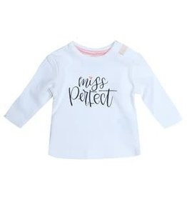 Beebielove Long sleeve miss perfect - White