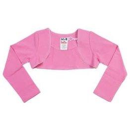 Lofff Basic Bolero Mid Pink
