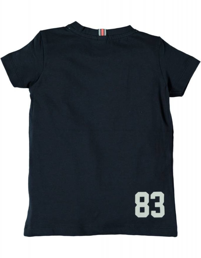 B. Nosy 2. Baby boys shirt with checkprint Aqua marine