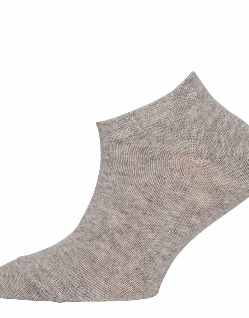 Ewers Sneaker Sokken Grijs Melee