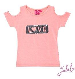 Jubel T-shirt k/m love Ethnic