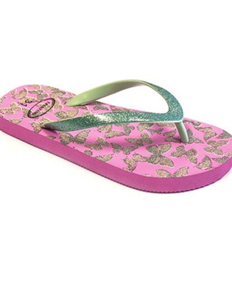 Trentino Slippers Mimi Aqua
