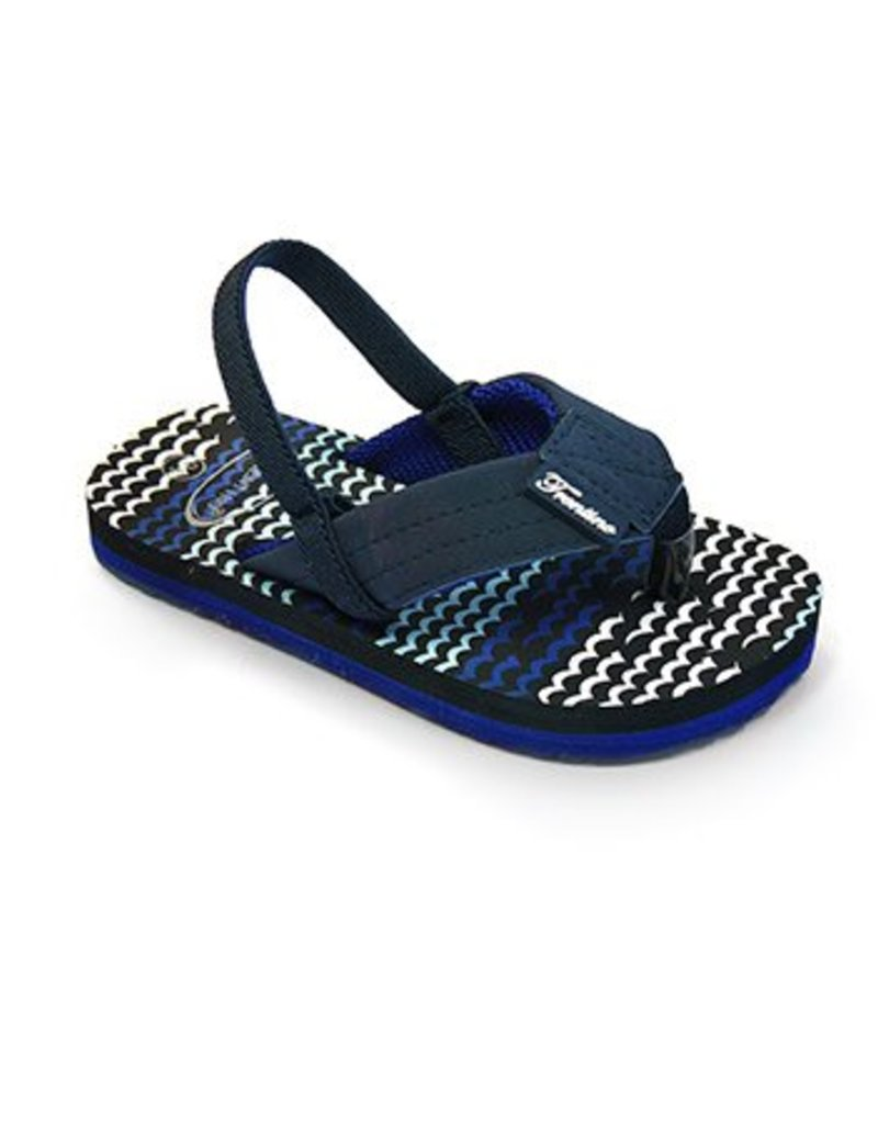 Trentino Slippers Lanza Blue