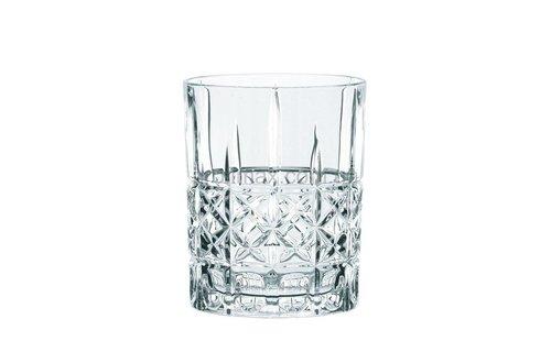 Nachtmann Highland Diamond Tumbler 345 ml (4 stuks)