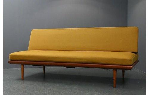 Vanons Gele Vintage Design Bank