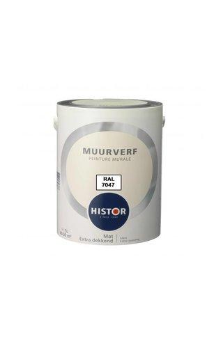 Histor Muurverf RAL 7045 (1 Liter)