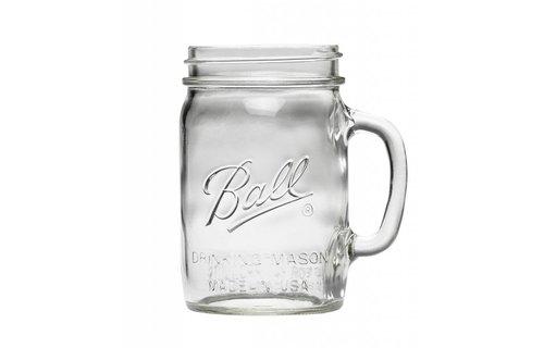 MasonJars Ball Jar Oor 475 ml - (2 stuks)