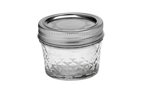 MasonJars Mason Jar Kristal 120 ml - (6 stuks)
