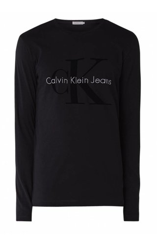 Calvin klein Tributo Long Sleeve With Logoprint