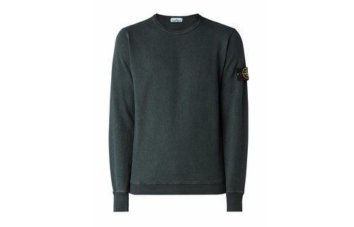 Stone Island 62720 Sweater With Detachable Logo