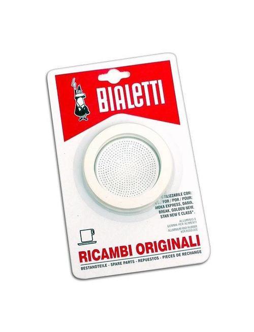 Bialetti Bialetti 3 ringen + 1 zeefje [12 kops]