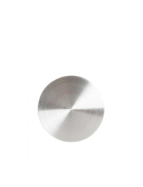 Reg Barber Reg Barber Base Flat Aluminium 58mm