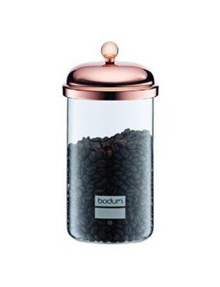 Bodum Bodum Voorraadbus Koper 1 Liter