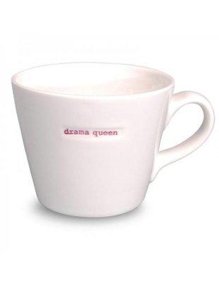 Keith Brymer Jones Bucket Mug 'Drama Queen' - Keith Brymer Jones