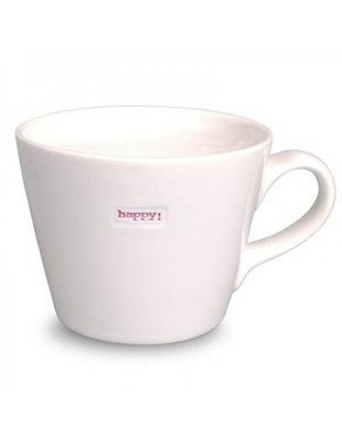 Keith Brymer Jones Bucket Mug 'HAPPY!' - Keith Brymer Jones