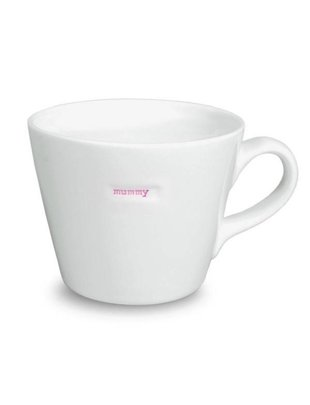 Keith Brymer Jones Bucket Mug 'MUMMY' - Keith Brymer Jones