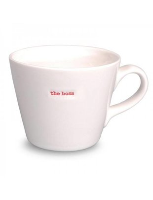 Keith Brymer Jones Bucket Mug 'The Boss' - Keith Brymer Jones