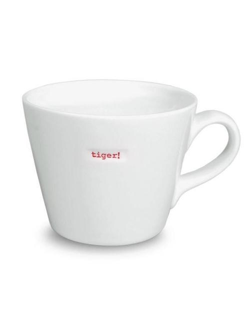 Keith Brymer Jones Bucket Mug 'TIGER' - Keith Brymer Jones