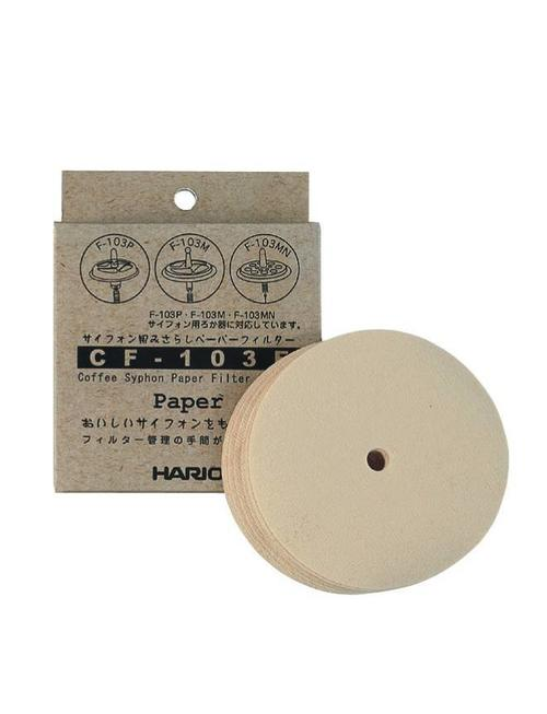 Hario Hario Papieren Filters Syphon (100 st.)