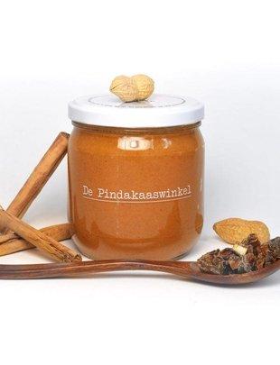 Pindakaas Dadel en Kaneel 420 ml.