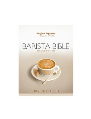 Boek The Barista Bible - Christine Cotrell [2e druk]