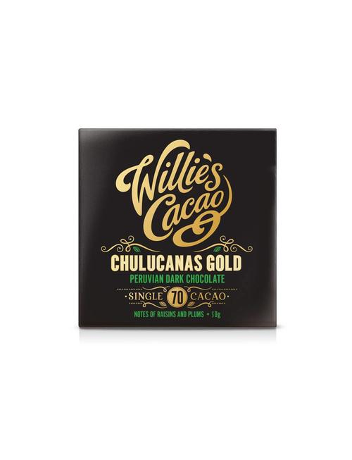 Willie's Cacao Willie's Cacao - Chulucanas Gold - Peruvian Dark Chocolate 70