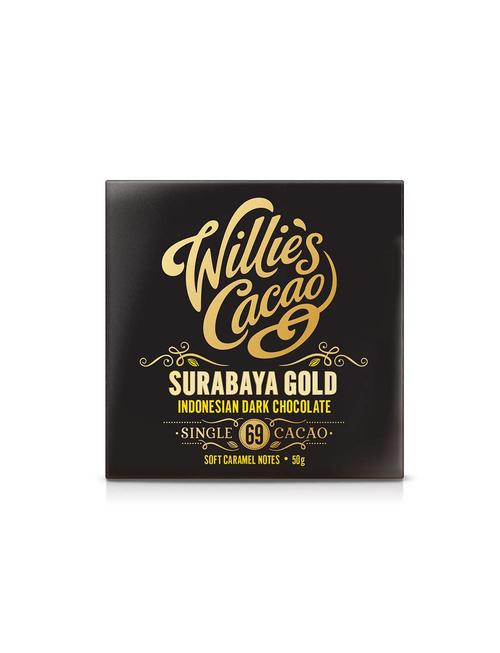Willie's Cacao Willie's Cacao - Surabaya Gold - Indonesian Dark Chocolate 69