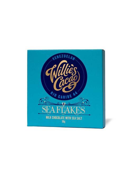 Willie's Cacao Willie's Cacao - Milk Chocolate with Sea Flakes - Venezuelan Rio Caribe 44