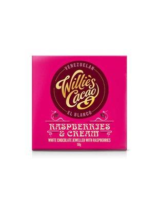 Willie's Cacao Willie's Cacao - Raspberries & Cream