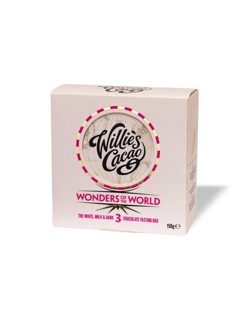 Willie's Cacao Willie's Cacao - Wonders of the World Box