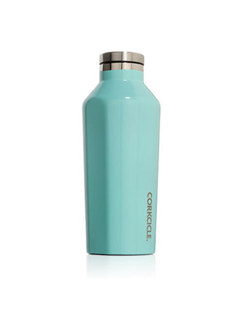Corkcicle Corkcicle Canteen Small Turquoise (9oz)