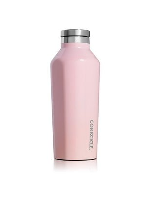 Corkcicle Corkcicle Canteen Small Rose Quartz (9oz)
