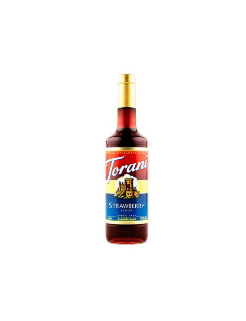 Torani Torani siroop Strawberry 0.75l