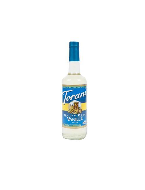 Torani Torani siroop Vanilla Sugar Free 0.75l