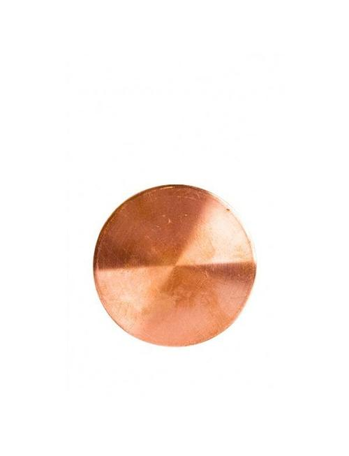 Reg Barber Reg Barber Base Flat Copper 58mm