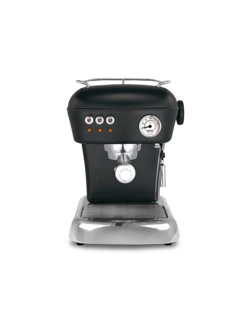 Ascaso Ascaso Dream Zwart voor losse koffie